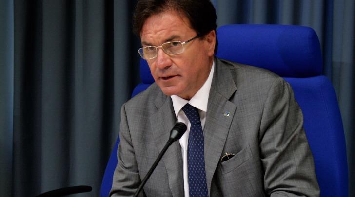 Mauro Febbo, presidente commissione Vigilanza