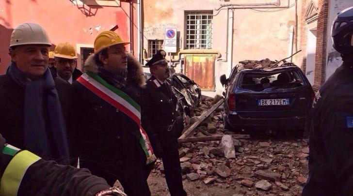foto da twitter - President of @Europarl_EN