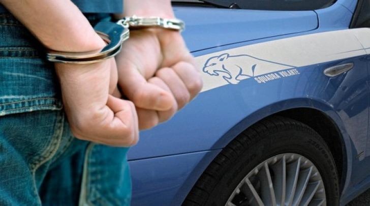 arresto - foto di repertorio