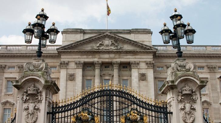Buckingham Palace - foto di repertorio