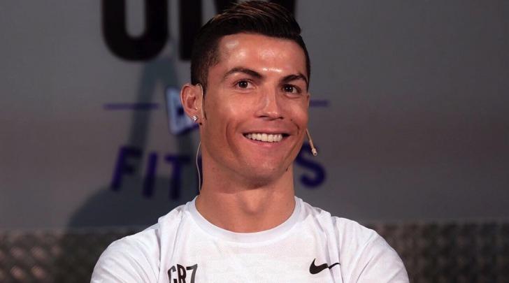 Cristiano Ronaldo - foto da instagram