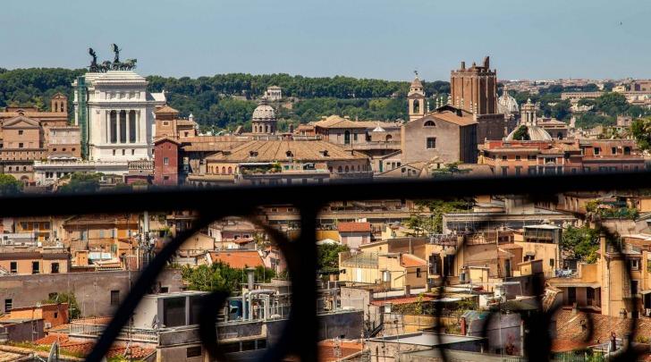 Roma particolare