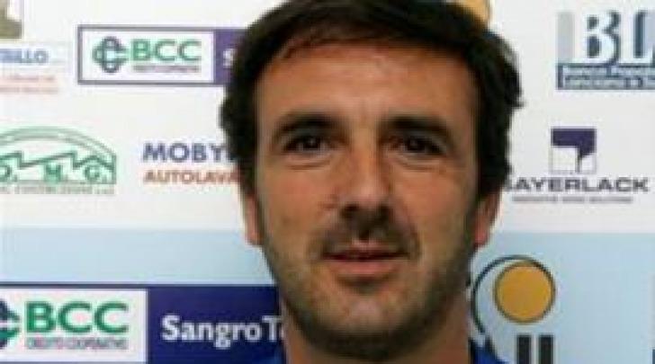Mario Giandonato, tecnico Atessa Val di Sangro