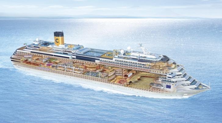 Costa Favolosa, nuova ammiraglia Costa Crociere