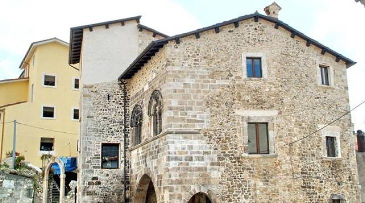 Foto di uno scorcio di Castel di Sangro