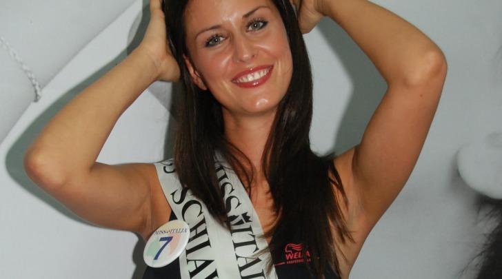 Maria Chiara Farina, Miss L'Aquila