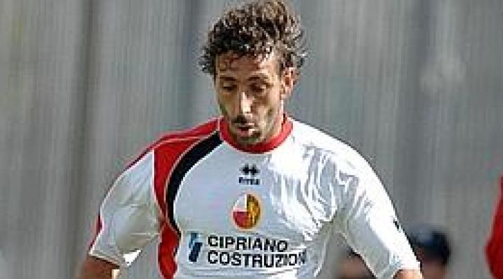 Il match-winner Giuseppe Giglio