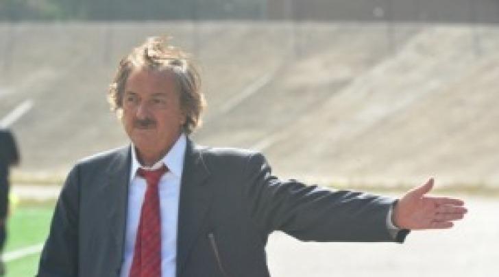 Il tecnico del Celano, Pino Petrelli