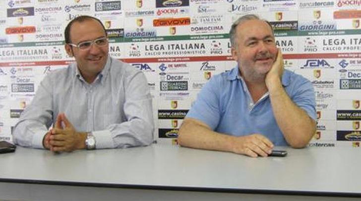 Il Presidente D'Agostino