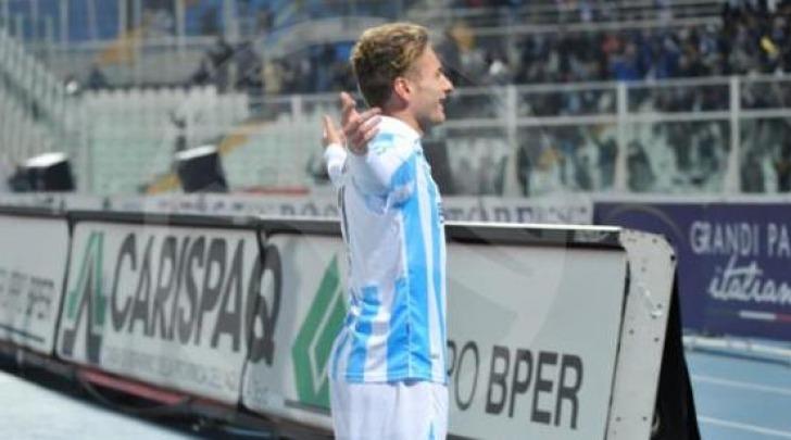 Ciro Immobile, capocannoniere del campionato con 16 gol