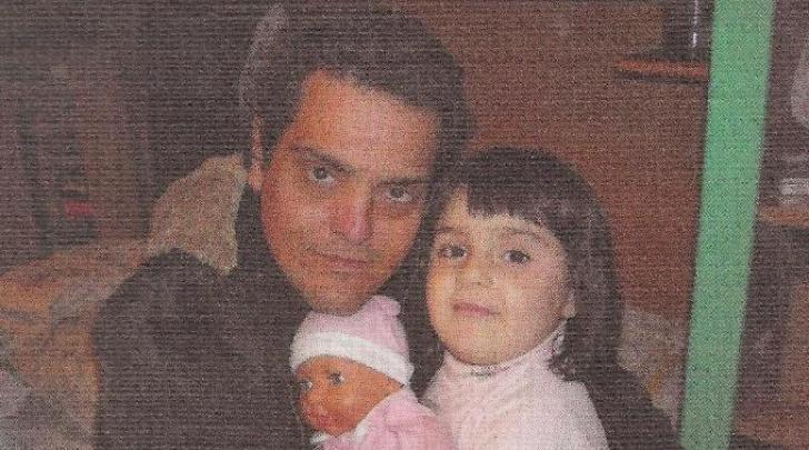 Dayana Arlotti con il suo papà Willimas, ancora disperso