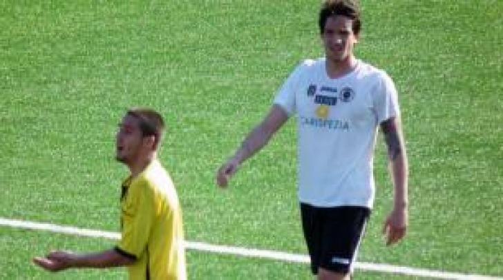 Gentili e Pavoletti, protagonisti del match a La Spezia