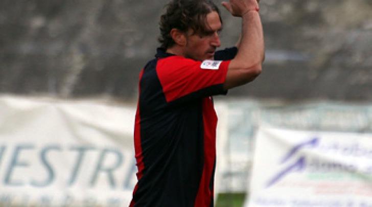 Mirko Garaffoni, nella foto Cerasoli