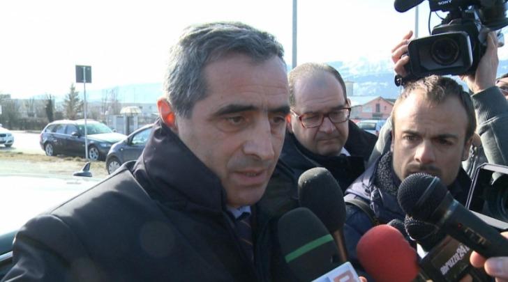 Alberico Villani, difensore del Tuccia