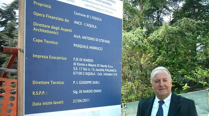 Gianni Frattale, presidente Ance
