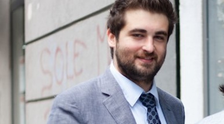 Marco Rapino, segretario regionale Gd