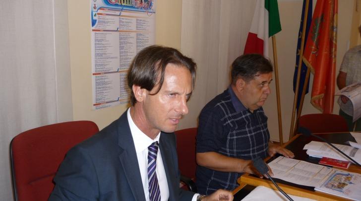 Il sindaco Francesco Mastromauro