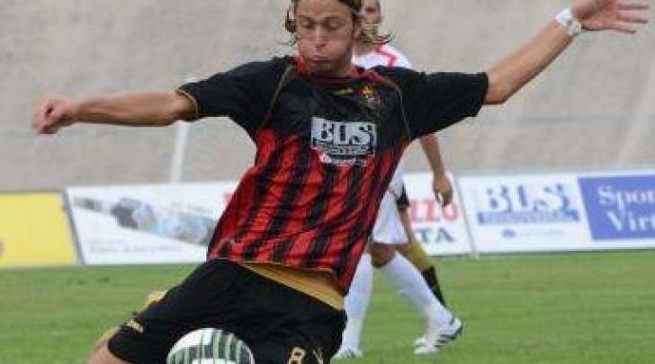 Giorgio Capece in azione