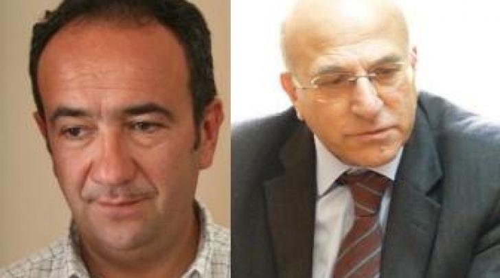 Carlo Benedetti e Corrado Ruggeri