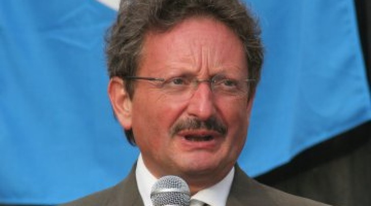 Il sindaco Luciano Lapenna