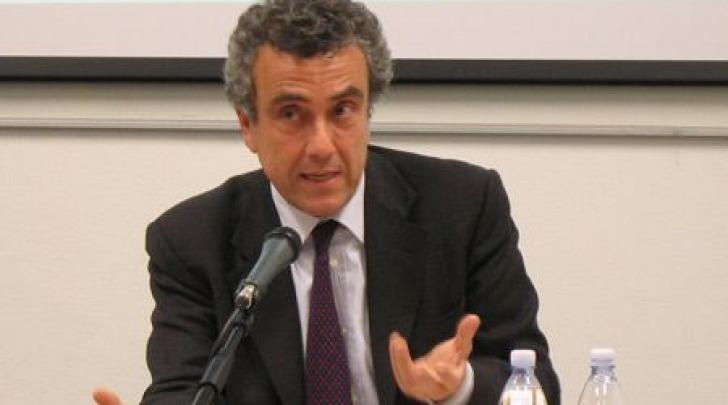Il ministro Fabrizio Barca