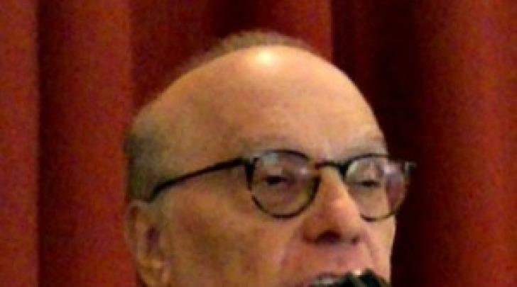 Sergio Tiberti, docente dell'Università dell'Aquila