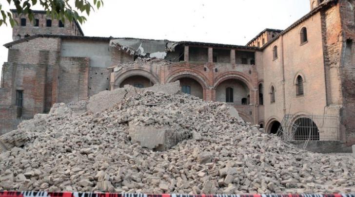 il terremoto emiliano