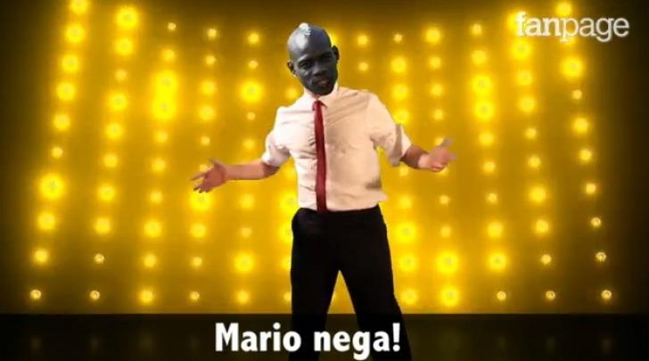 Mario Balotelli video parodia