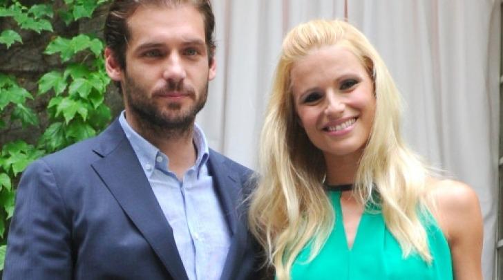 Michelle Hunziker e Tomaso Trussardi