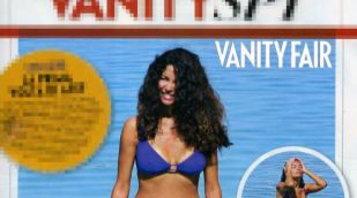 Afef in bikini