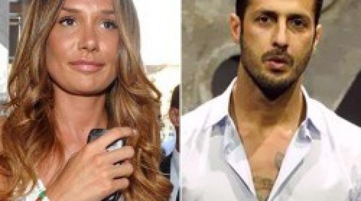 Nicole Minetti e Fabrizio Corona