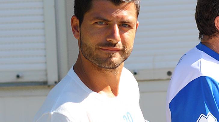Damiano Zanon, seguito dal Lecce