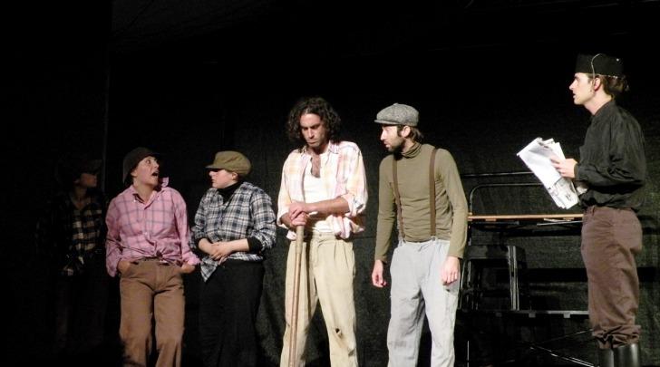 Foto di repertorio di Teatrabile