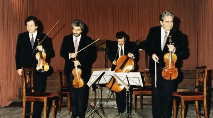 Nuovo Quartetto Italiano L'Aquila 24 aprile 1986