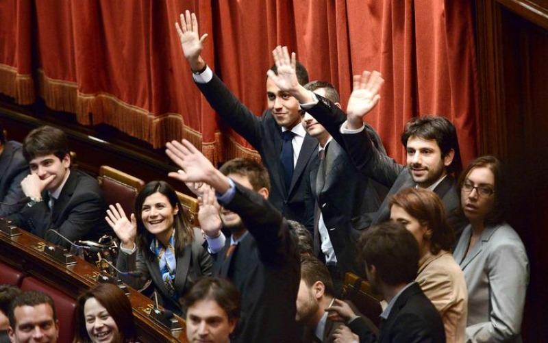 Le 30 frasi pi assurde del movimento 5 stelle in for Parlamento movimento 5 stelle