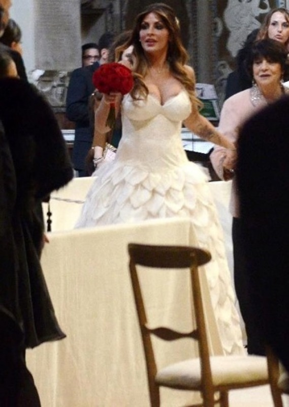 Matrimonio In Diretta : Guendalina tavassi dopo il matrimonio in diretta su rai