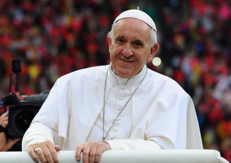 Accuse a papa francesco bergoglio fatevi il vostro for Francesco marchesi