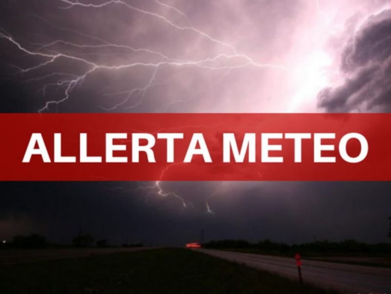Rita Ora >> Maltempo: in Abruzzo emanata allerta gialla per il 15