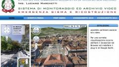 il sito del vice commissario Luciano Marchetti