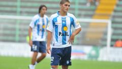 Marco Verratti, Centrocampista del Pescara calcio