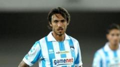 Emmanuel Cascione, centrocampista Pescara