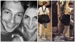 Giorgio Pasotti e Nicoletta Romanoff