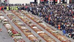 funerali vittime sisma