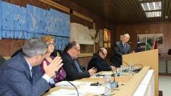 riunione giunta regionale - Avezzano