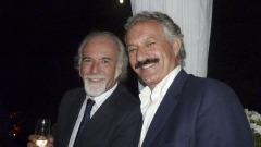 Antonio Ricci e Massimo Burzi