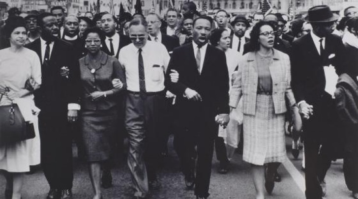 Martin Luther King- Rosa Parks