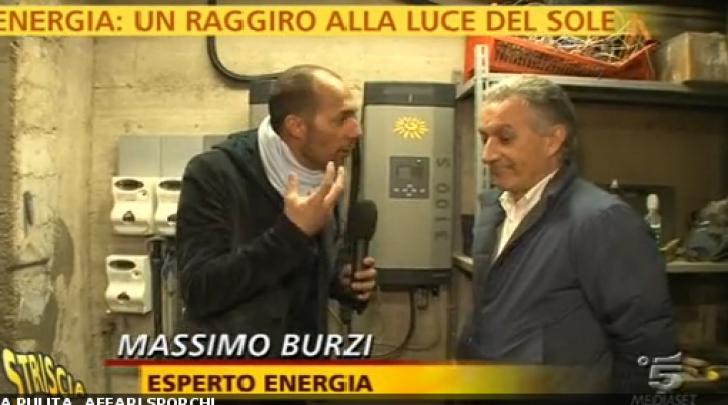 Massimo Burzi intervistato da Max Laudadio